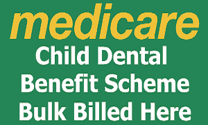 Medicare Dental Child Schedule